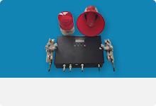 卸料平台安全监测系统